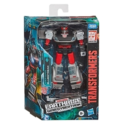 Picture of Transformers Earthrise War of Cybertron Trilogy Transformers Autobot Bluestreak