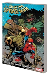 Picture of Amazing Spider-Man by Nick Spencer Vol 08 SC Threats and Menace