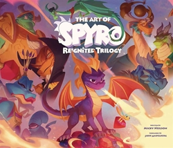 Picture of Art of Spyro Reignited Trilogy HC