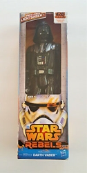 Picture of Star Wars Rebels Darth Vader 12-Inch Action Figure