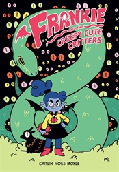 Picture of Frankie and the Creepy Cute Critters HC