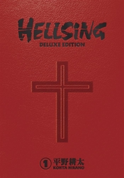 Picture of Hellsing Deluxe Edition Vol 01 HC