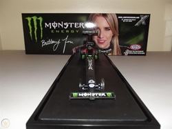 Picture of Monster Energy Brittany Force 1:24 Scale Top Fuel Dragster Limited Edition Adult Collectable