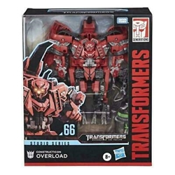 Picture of Transformers Studio Series Overload Figure