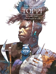 Picture of Collected Toppi Vol 04 HC