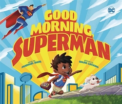 Picture of Good Morning Superman Board Book