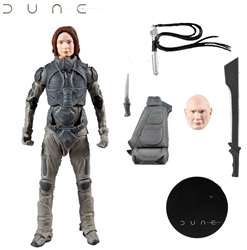 "Picture of Dune Lady Jessica 7"" Figure"