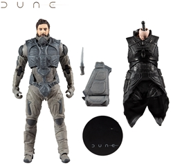 "Picture of Dune Stilgar 7"" Figure"