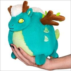 """Picture of Forest Dragon Mini 7"""" Squishable Plush Figure"""