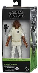 Picture of Star Wars Black Series Admiral Ackbar Return of the Jedi Figure