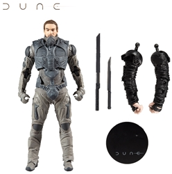 "Picture of Dune Duncan Idaho 7"" Figure"