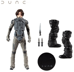 "Picture of Dune Paul Atreides 7"" Figure"