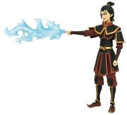 Picture of Avatar Series 2 Azula Figure