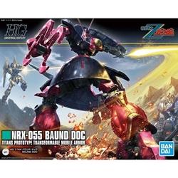 Picture of Gundam Zeta Baund Doc NRX-055 HG 1/144 Model Kit