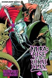 Picture of Nura Rise of the Yokai Clan Vol 12 SC