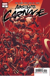 Picture of Absolute Carnage #5