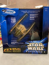 Picture of Star Wars Episode 1 Trade Federation Droid Fighter