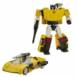 Picture of Transformers Generations Tigertrack Selects Deluxe WFC Figure