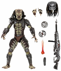 "Picture of Predator Ultimate Scout Predator 7"" Action Figure"