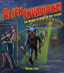 Picture of Alien Invasions History of Aliens in Pop Culture HC