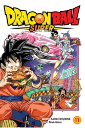 Picture of Dragon Ball Super Vol 11 SC