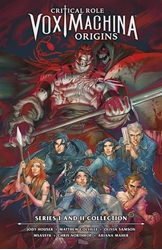Picture of Critical Role Vox Machina Origins Vol 01 HC Library Edition