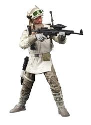 "Picture of Star Wars Rebel Trooper Hoth Black Series 6"" Action Figure"