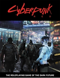 Picture of Cyberpunk Red Core Rulebook HC