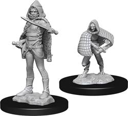 Picture of Dungeons and Dragons Nolzur's Marvelous Darkling Elder & Darklings Miniatures