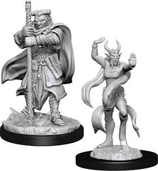 Picture of Dungeons and Dragons Nolzur's Marvelous Hobgoblin Devastator & Hobgoblin Iron Shadow Miniatures