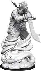 Picture of Dungeons and Dragons Nolzur's Marvelous Djinni Miniature