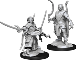 Picture of Dungeons and Dragons Nolzur's Marvellous Unpainted Human Male Ranger Miniatures
