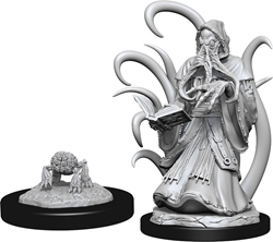 Picture of Dungeons and Dragons Nolzur's Marvelous Alhoon & Intellect Devourers Miniatures