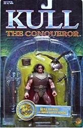 Picture of Kull The Conqueror Action Figure with Royal Battle Armor