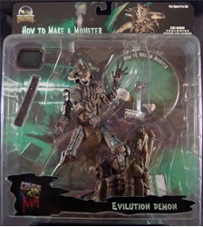 Picture of Evilution Demon How to Make A Monster Creature Feature Figure