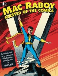 Picture of Mac Raboy's Master of the Comics SC