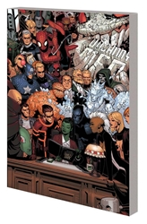 Picture of Marvel Monograph SC Art of Chris Bachalo