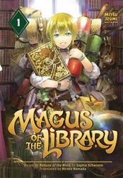 Picture of Magus of the Library Vol 01 SC