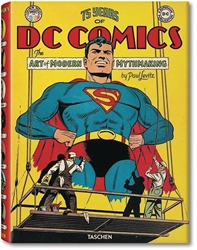 Picture of 75 Years of DC Comics HC
