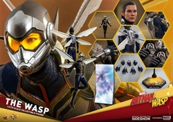 Picture of Wasp Sixth Scale Hot Toy Figure