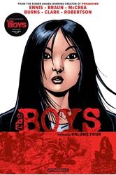 Picture of Boys Omnibus Vol 04 SC