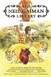 Picture of Neil Gaiman Library Edition Vol 02 HC