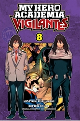 Picture of My Hero Academia Vigilantes Vol 08 SC