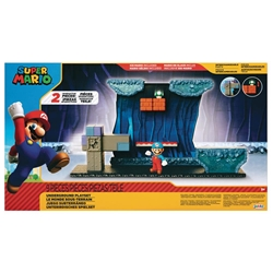 Picture of Nintendo 2-1/2in Figure Underground Playset