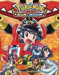 Picture of Pokemon Sun and Moon Vol 05 SC