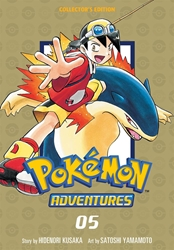 Picture of Pokemon Adventures Collector's Edition Vol 05 SC