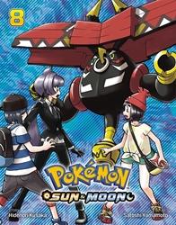 Picture of Pokemon Sun and Moon Vol 08 SC