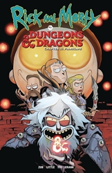 Picture of Rick and Morty vs Dungeons and Dragons Vol 02 SC Painscape