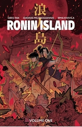 Picture of Ronin Island Vol 01 SC Discover Now Edition