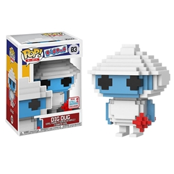 Picture of Dig Dug Pop Vinyl 2017 fall convention exclusive #03